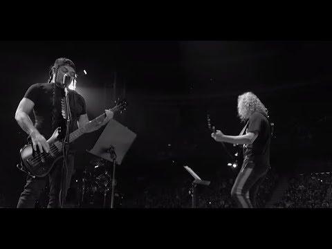 "Metallica's Trujillo + Hammett play ""Final Countdown"" - Devin ""Ghost"" quits MIW"