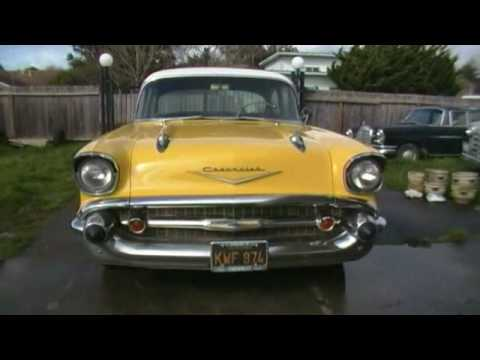 Yellow Belair 57 The Canary Youtube