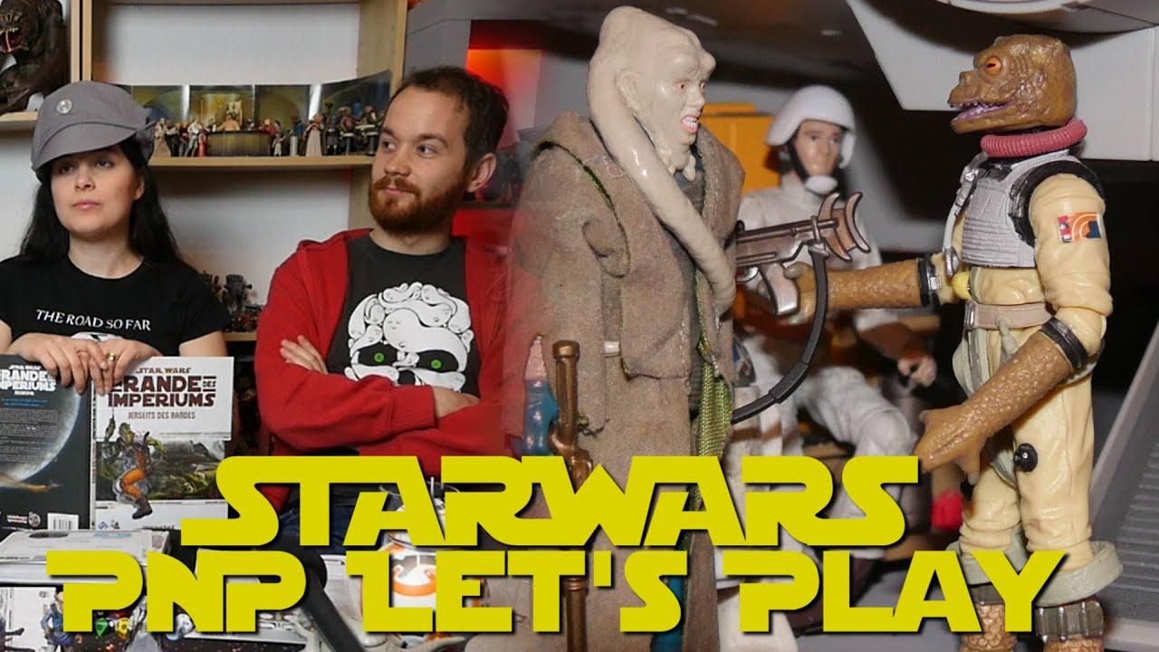 Star Wars: Am Rande des Imperiums Let's Play - Jenseits des Randes: Teil 1 -Ankunft am Rad