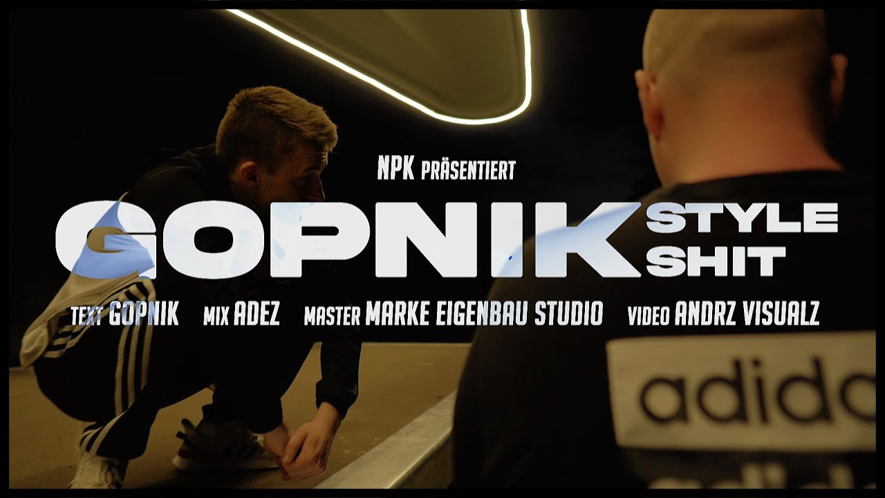 GOPNIK - Gopnikstyle : Gopnikshit prod. by NPK | JCC 2020 | 8tel GRUPPE C