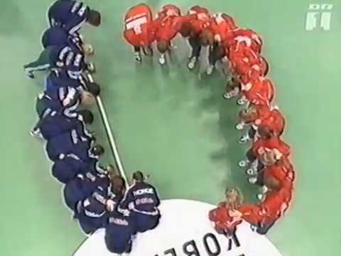 European Women's Handball Championship 1996 final, Denmark-Norway, full match.
