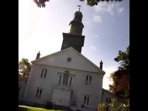 St. Paul's Church: Halifax Oodle Adventures Tour