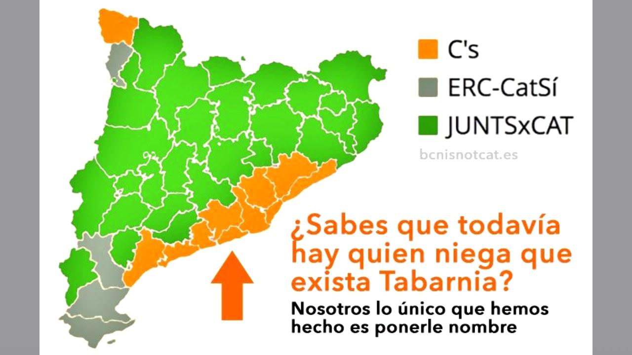 Tabarnia tarragona y barcelona se separan de catalu a - Gran canaria tv com ...