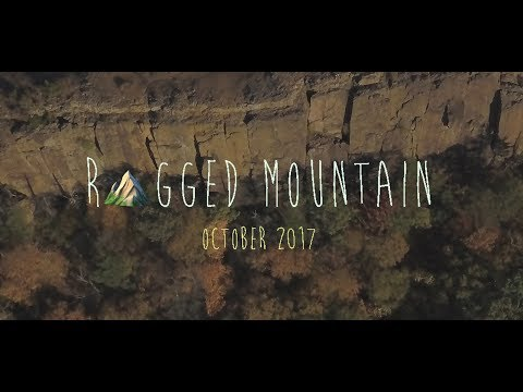Ragged Mountain, CT October 2017