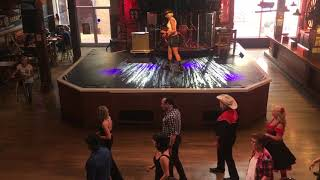 Texas Time Line Dance / Marijana - Billy Bob's 27/05/2018