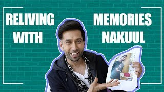Reliving Memories with Nakuul Mehta EXCLUSIVE Ishqbaaz