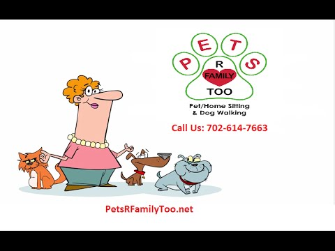 Pet Sitting Green Valley Ranch NV | 702-614-7663 | Dog Walking Green Valley Ranch NV - YouTube