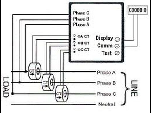 ct meter wiring diagram wiring diagram dash hour meter wiring diagram digital meter wiring diagrams #8