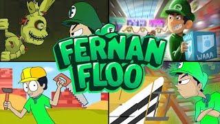 Todas las animaciones de YouTubers [Fernanfloo]   ElDogeGameplays .