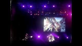 Dulce 3 nocturno- Pedro Aznar Celebra a Spinetta - Plaza Italia 2012