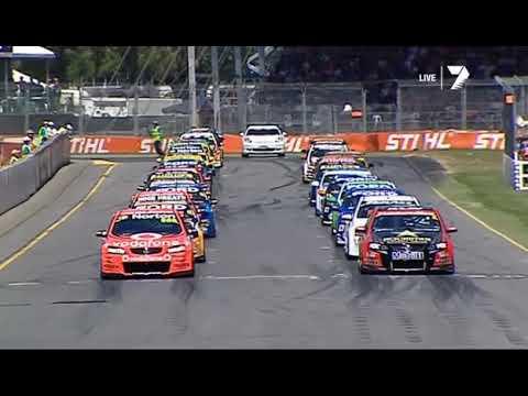 2012 Race 1 V8 Supercars Clipsal 500 Adelaide
