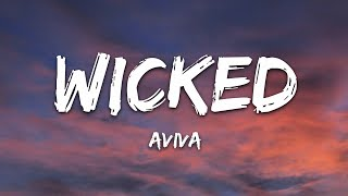 AViVA - WICKED (Lyrics)