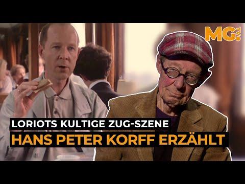 LORIOTs kultige Zug-Szene: HANS-PETER KORFF erinnert sich
