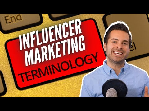 Influencer Marketing Terminology Acronyms, Buzzwords, Lingo all Creators Must Know!