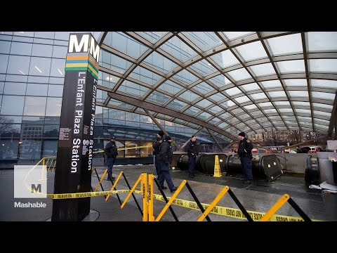 1 person dies after smoke empties DC subway station | Mashable