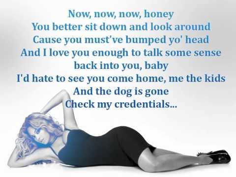Beyonce Knowles - Flaws & All Lyrics | MetroLyrics