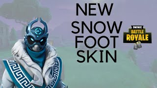 *New fortnite snowfoot skin* Playing with D1rtyPo3r in playground.
