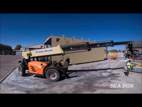 SEA BOX Relocatable Simulation Shelter (RSS)