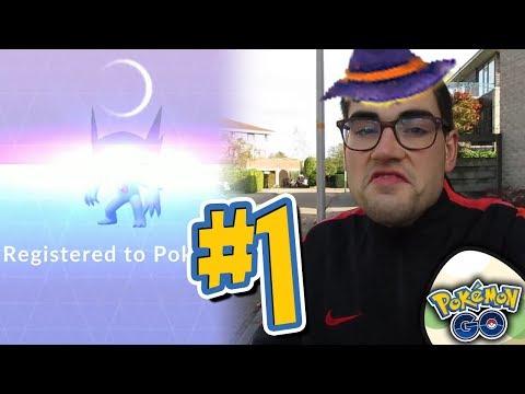 Gen 3 Pokémon GO Nederland: vlog #1 - GEN 3 is UIT! - m/ Soeren!