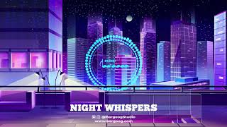 Night Whispers - همسات الليل - by Bargoog studio - Oriental Arabic music - Nay music - موسيقى ناي