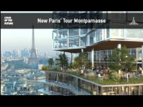 Future Paris - Tour Montparnasse by Nouvelle AOM