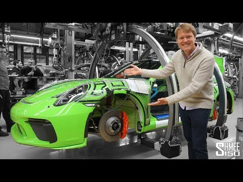 Download Youtube: My PORSCHE 911 GT3 is VERY, VERY GREEN! | GARAGE