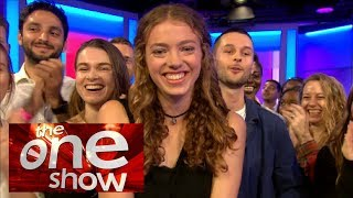UnJaded Jade on The One Show (Full 1080p) - 16/08/2018
