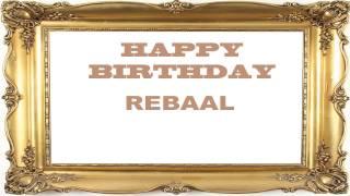Rebaal   Birthday Postcards & Postales