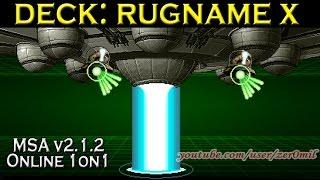 Metal Slug Attack Online 1ON1 #24 - Rugname X.