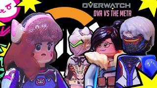 A LEGO Overwatch Short: Dva vs. the Meta
