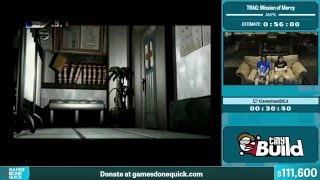 TRAG: Mission of Mercy by CavemanDCJ in 53:52 - Summer Games Done Quick 2015 - Part 16