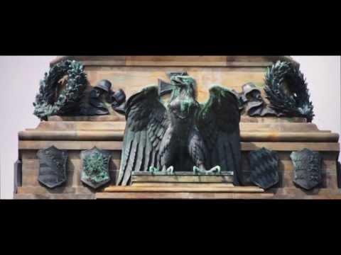 Niederwalddenkmal - Die Wacht am Rhein