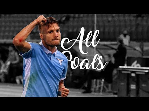 Ciro Immobile 16/17 - All 23 Goals in Serie A with Lazio