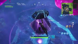 FORTNITE CUBE EVENT Cracking OPEN *Full event footage*