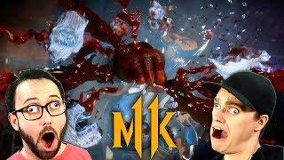 Mortal Kombat 11 is Absolutely BRUTAL!! Fortnite Money Laundering Exposed!