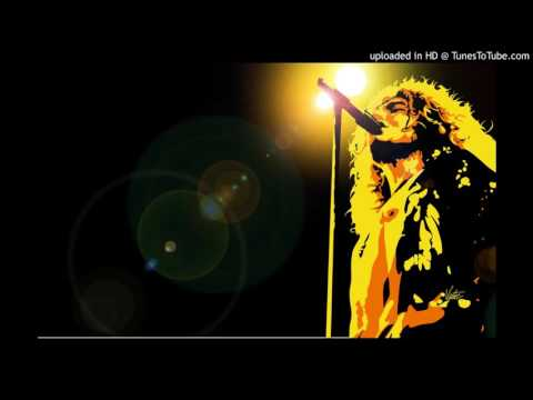 Robert Plant  Darkness, Darkness