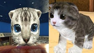 Haylaz Kedi Ev Eğlencesi #Çizgifilm Tadında Yeni Oyun