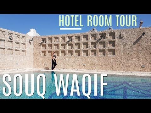 Souq Waqif Doha - Hotel Premium Room Tour