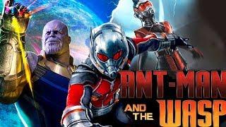 ¡Brutal! Descubre por qué ANT-MAN NO aparecerá en Avengers: INFINITY WAR