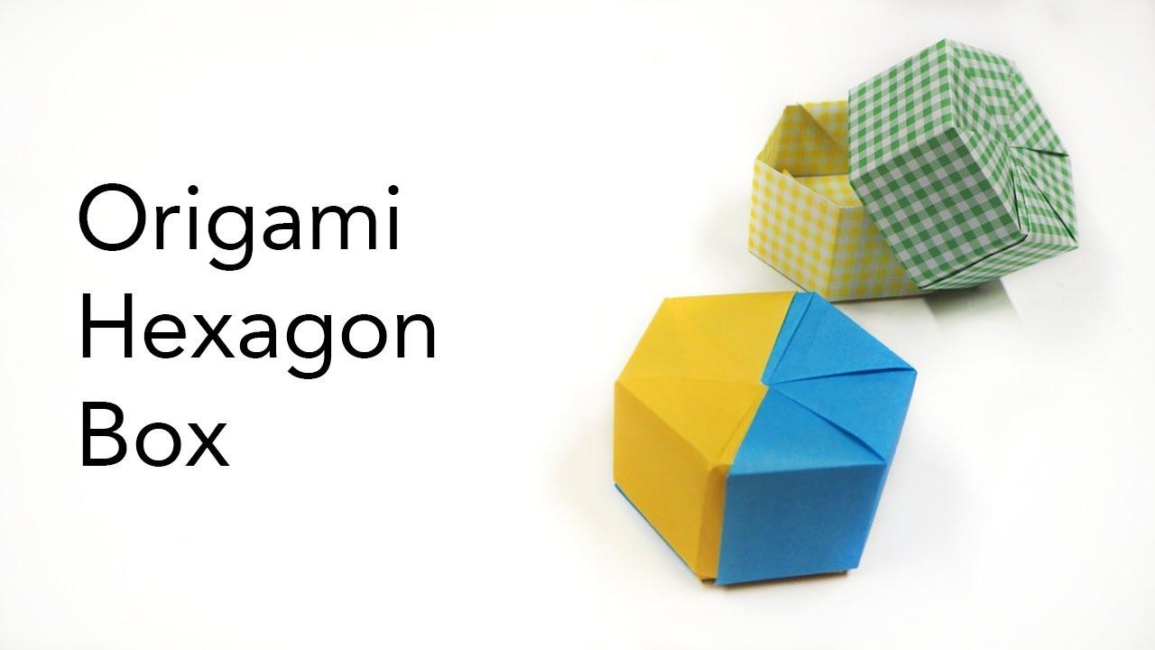 Octagonal Modular Origami Box – Origami Tutorials | 720x1280