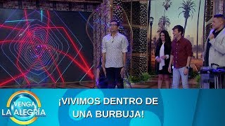 ¡El Capi en una burbuja gigante! | Programa del 24 de septiembre de 2019 PARTE 1 |Venga La Alegría