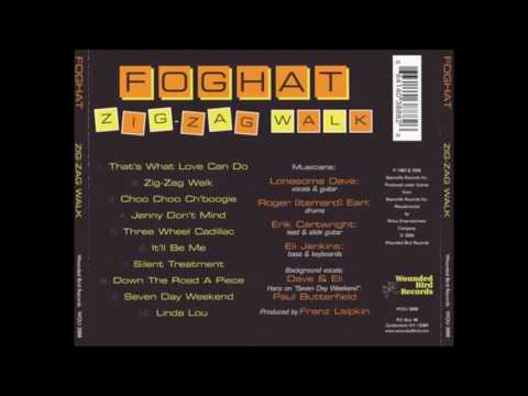 FOGHAT - Down The Road A Piece ('83)