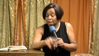 Bible Study 1 - July 30, 2009