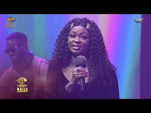 Live Show: Ka3na's last words   Big Brother: Lockdown   Africa Magic