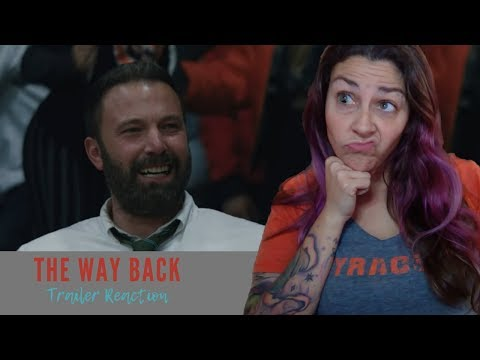 The Way Back Official Trailer REACTION and Review