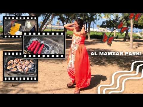 The Al Mamzar Beach Park Dubai experience I Salome Cimafranca