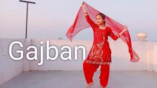 Gajban Pani Le Chali | Chundadi Jaipur Ki | Sapna Choudhary | Dance cover by Ritika Rana