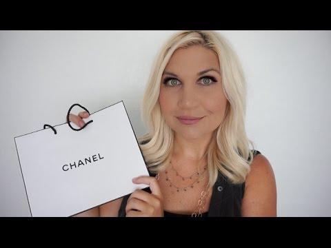 Chanel Beauty Haul (Lip Crayons & Blush) + New Jewelry! | May 2017