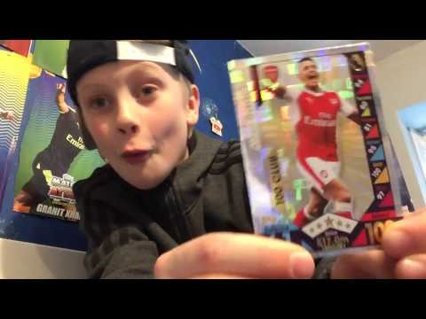 MATCH ATTAX EXTRA | PACK OPENING | 100 CLUB SANCHEZ!