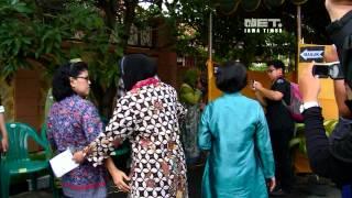 NET JATIM - Walikota Surabaya Mengajak Tetangganya Ikut Mencoblos